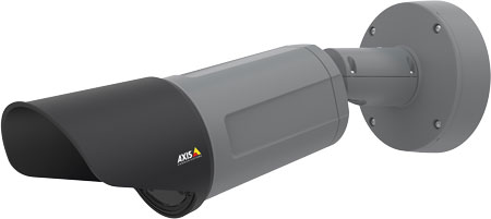 Axis Q1700-LE IP Camera, Left