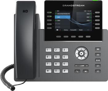Grandstream GRP2615 IP Phone, Front