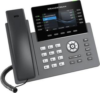 Grandstream GRP2615 IP Phone, Right