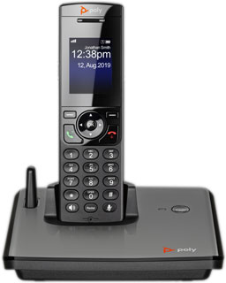 Poly VVX D230 Handset with Base Station