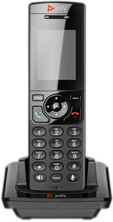 Poly VVX D230 Handset with Charger