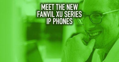 Meet the New Fanvil XU Series IP Phones