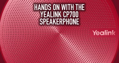 Hands On with the Yealink CP700 Speakerphone