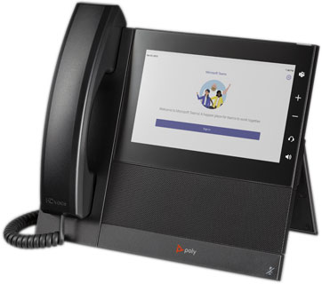Poly CCX 600 with Handset
