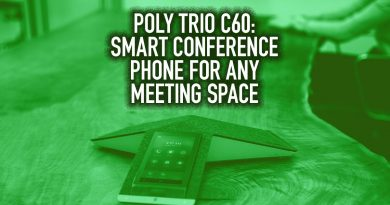 Poly Trio C60: Smart Conference Phone for Any Meeting Space